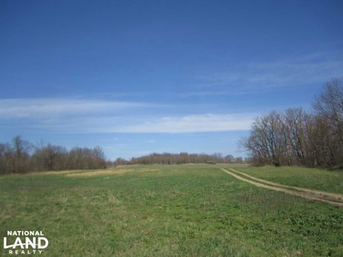 40 Acre Recreational Farm Or Build : Drexel : Bates County : Missouri