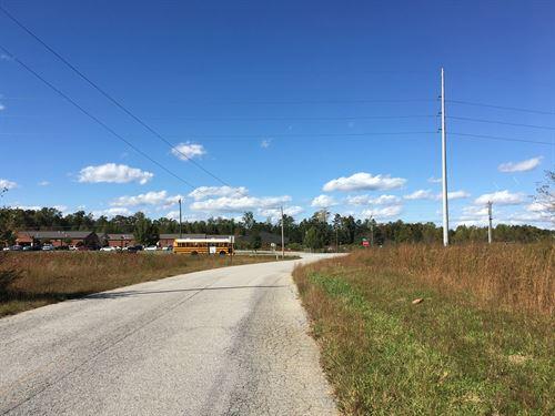 67 Acres Nebo Road : Dallas : Paulding County : Georgia