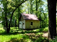Owner Financed 5 Acres With Lake : Mountain View : Howell County : Missouri