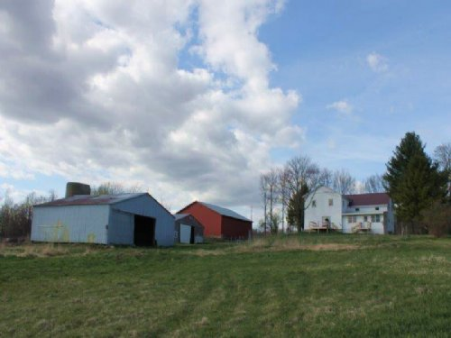 Farmhouse With Owner Financing : Norway : Herkimer County : New York