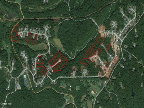 29 Developed Lots - Bear Creek : Douglasville : Douglas County : Georgia