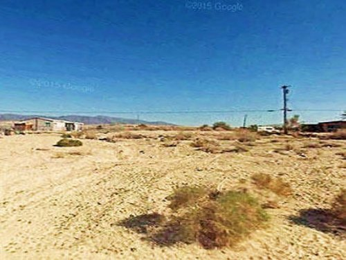 0.19 Acre Lot Near Mecca : Mecca : Riverside County : California