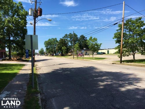 Mullins Commercial Lot : Mullins : Marion County : South Carolina