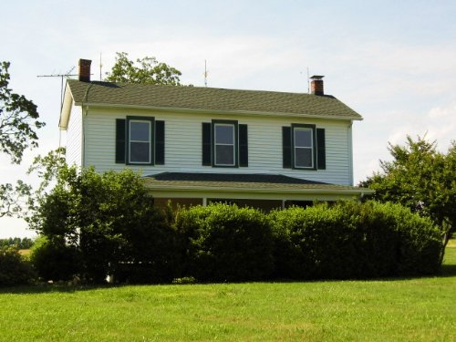 Family Farm Home : Prospect : Prince Edward County : Virginia