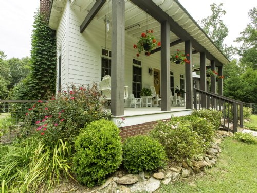 Southern Living Home & Acreage : Ashland : Clay County : Alabama