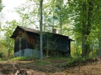 Secluded Rustic Cabin & Acreage : Fries : Grayson County : Virginia