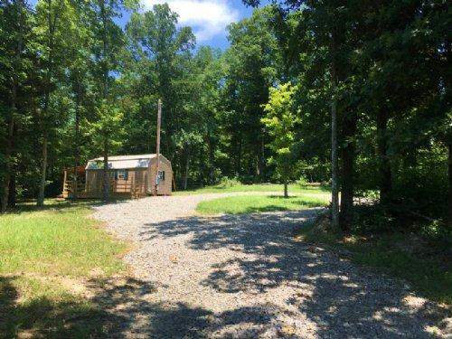 109 Acre Wooded Tract : Edmonton : Metcalfe County : Kentucky