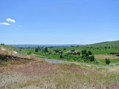 Heritage Hills Lot : Lander : Fremont County : Wyoming