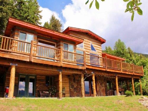 Western Montana Cabin/Vrbo W/Eagles : Thompson Falls : Sanders County : Montana