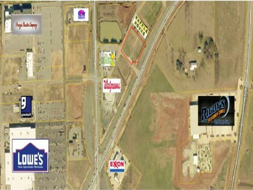 1.06 Acre Commercial Lot : Warner Robins : Houston County : Georgia