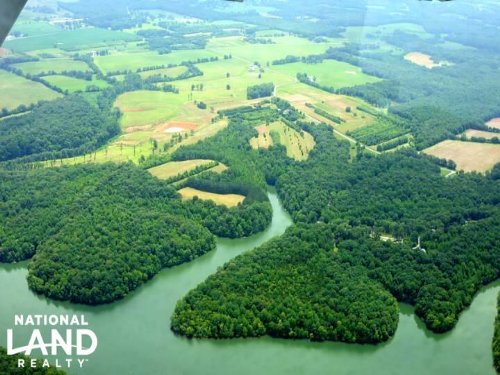 Tim's Ford Lake Acreage : Winchester : Franklin County : Tennessee