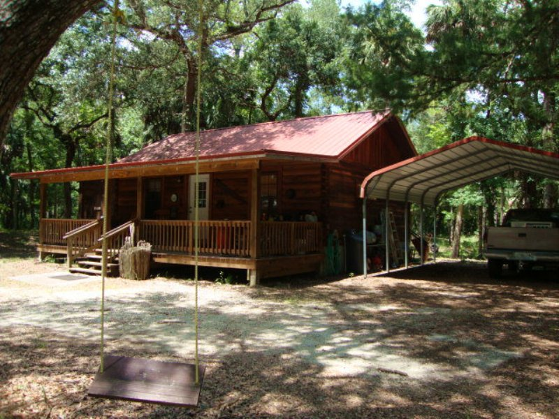 Beautiful Waterfront Cabin 772222 Land For Sale Gulf