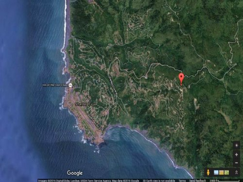 13,264 Sq Ft Paved Access : Shelter Cove : Humboldt County : California