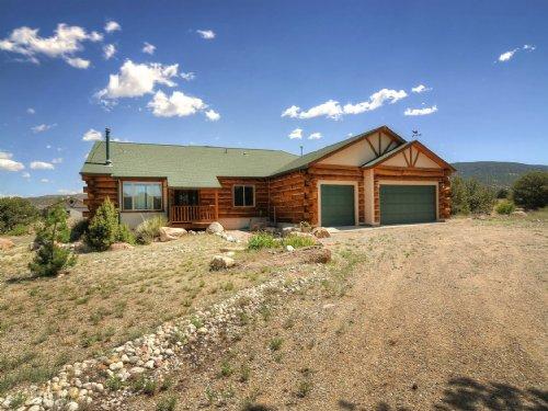 235509 - Exquisite Log Home. : Salida : Chaffee County : Colorado