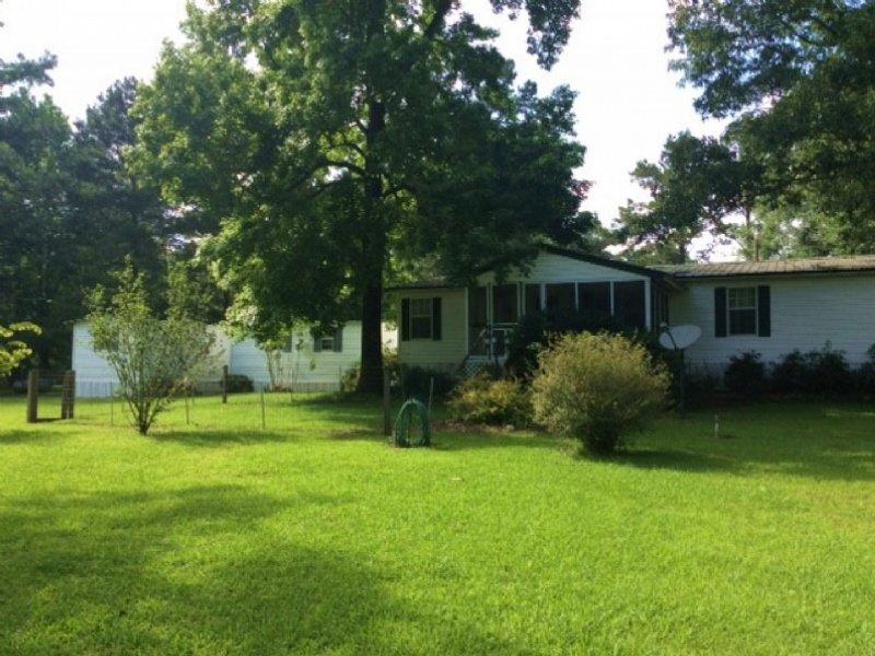 13.00 Acres Residential Land : Franklinton : Washington Parish : Louisiana