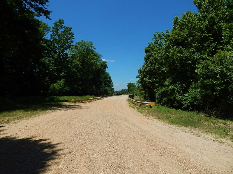 Pushepatapa Cutoff Road - 123964 : Bogalusa : Washington Parish : Louisiana
