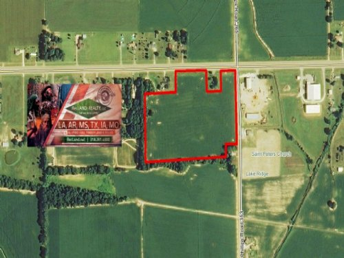 29 Ac - Farm Land With Commercial P : Helena-West Helena : Phillips County : Arkansas