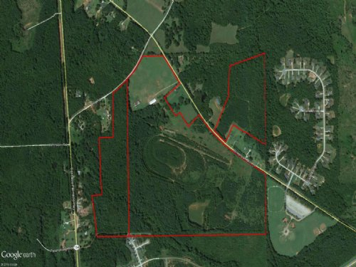 187.70 Acres Wilkerson Mill Rd : Palmetto : Fulton County : Georgia