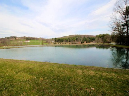 17 Acres, Custom Home In Benton : Benton : Columbia County : Pennsylvania