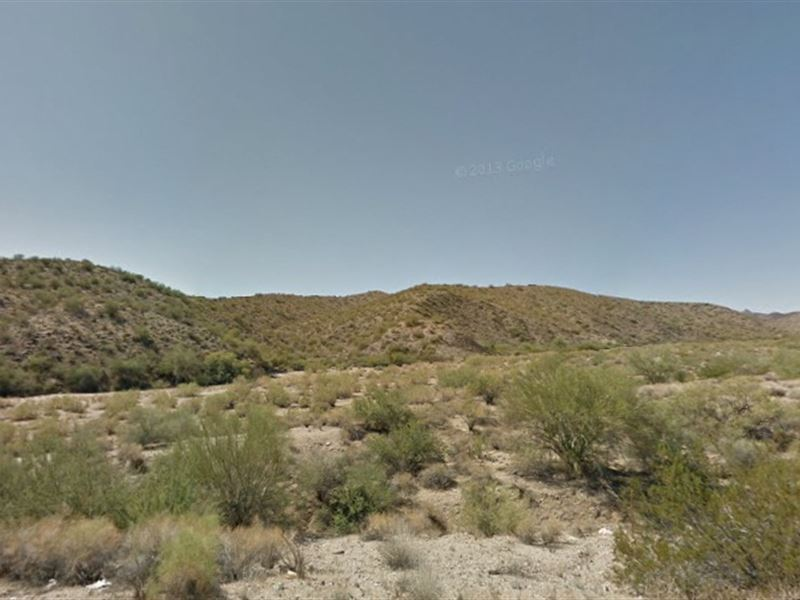 9.25 Acres In Accolade Ranches : Wikieup : Mohave County : Arizona