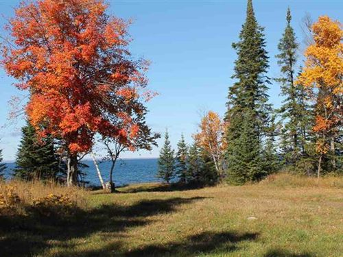 21113 Point Abbaye Rd., Mls 1110663 : Lanse : Baraga County : Michigan