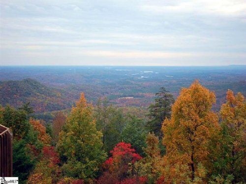 Mountain Home And Acreage : Pickens : South Carolina