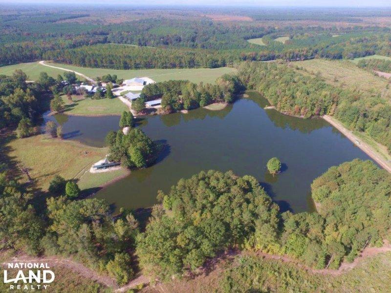 White Oak Plantation : Tuskegee : Macon County : Alabama