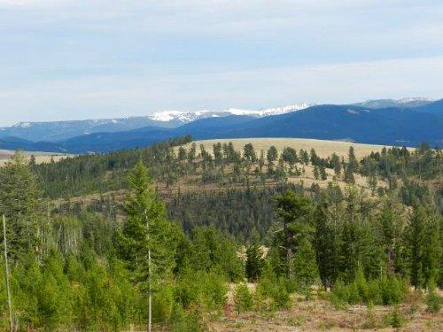 Marshall Ridge Road Lot 3 : Philipsburg : Granite County : Montana