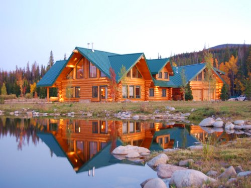 Magnificent Seven Retreat : Walden : Jackson County : Colorado
