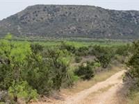 Secluded Hunting, Rural Water Meter : Robert Lee : Coke County : Texas