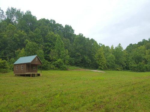 Poston Cabin On 9+ Acres : Athens County : Ohio