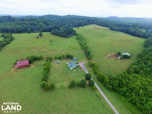 East Tennessee Farm : Greenback : Blount County : Tennessee