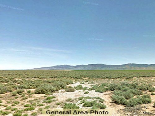 2.27 Acre Lot East Of Cedar City : Beryl : Iron County : Utah
