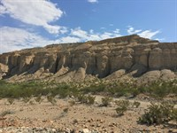 High Desert 640 Acre Ranch : Alpine : Brewster County : Texas