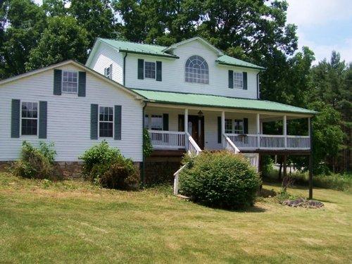 Contemporary Fannie Mae Homepath : Austinville : Carroll County : Virginia