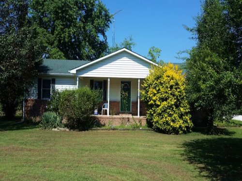 Home, Barn & Detached Garage 4.8 Ac : Paris : Henry County : Tennessee