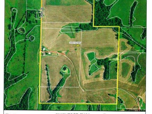 131 M/l Acres : Winigan : Sullivan County : Missouri