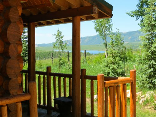 Groundhog Reservoir Cabin And 215 A : Dolores : Colorado