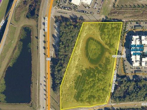 Hotel/multi-family Site Off I-4 : Sanford : Seminole County : Florida