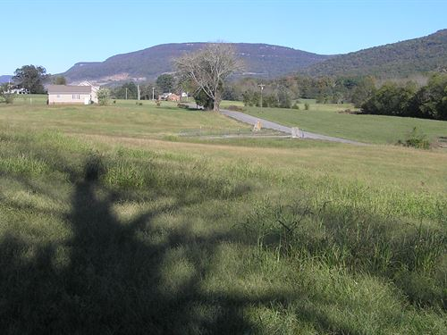 Lot With Mountain Views : Dunlap : Sequatchie County : Tennessee