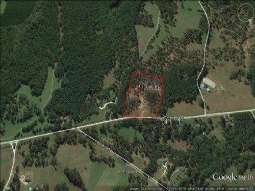 Beautiful 11 Acre Tract : Monroe : Walton County : Georgia