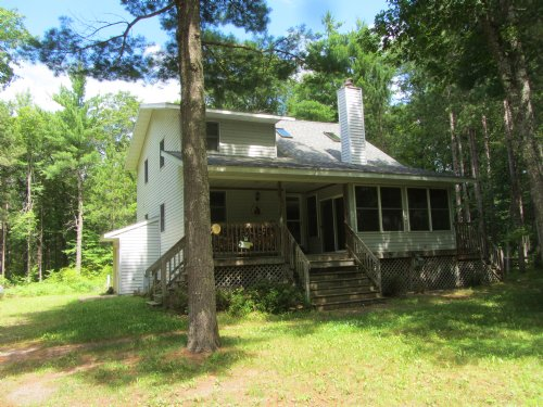 Privacy In Haskell Heights : Lac Du Flambeau : Vilas County : Wisconsin