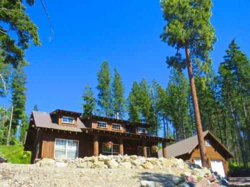 Privacy, Recreation & Lake View : Polson : Lake County : Montana