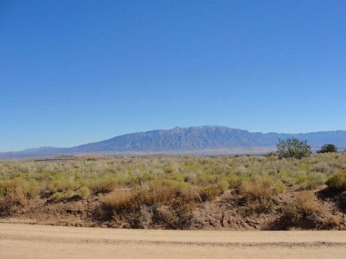 Vacant Land For Sale : Rio Rancho : Sandoval County : New Mexico