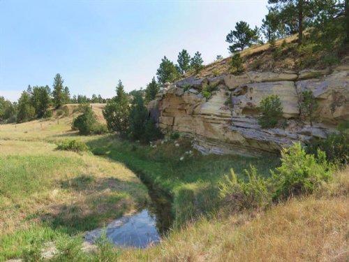 Salt Creek Acreage : Newcastle : Weston County : Wyoming