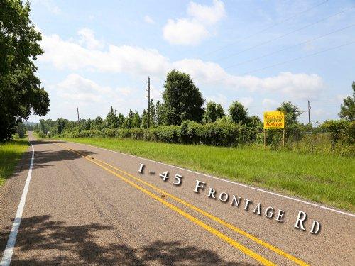 28.2 Ac Interstate 45 Frontage : Huntsville : Walker County : Texas