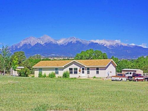 236612 - 3+ Acre Horse Property Nea : Salida : Chaffee County : Colorado