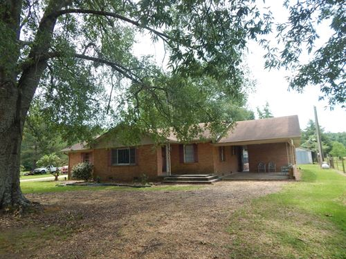 House And 35 Acres, Sontag : Sontag : Lawrence County : Mississippi
