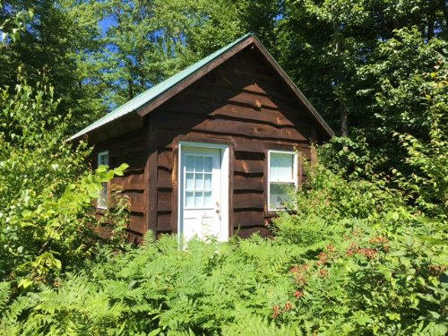 Hunting Cabin In Tug Hill Region : Annsville : Oneida County : New York