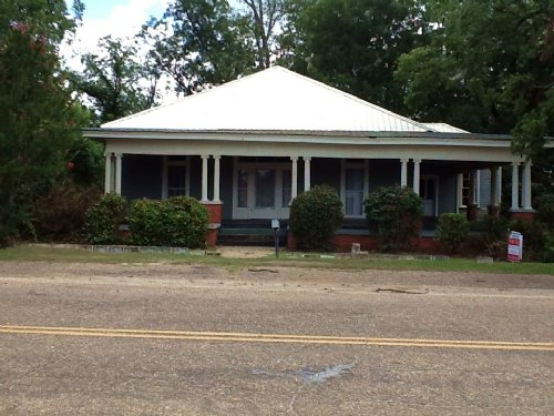 10413 Petrey Hwy House : Luverne : Crenshaw County : Alabama